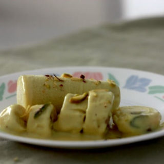 Indian kulfi recipe, dry fruits ice-cream