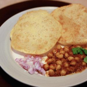 bhature recipe, indian flat bread recipe