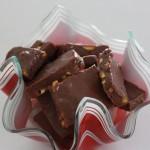 chocolate pistachio fudge, Nigella recipe