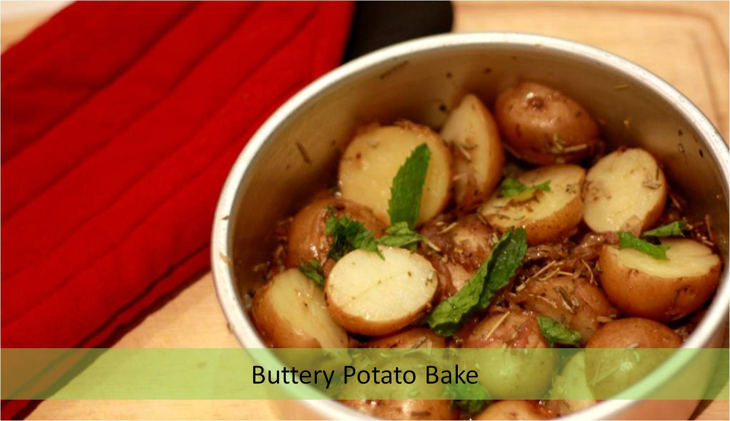 buttery potato bake, potato snack, baked potato, chatpate aaloo,