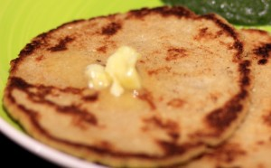 Makki Ki Roti; Makki Di Roti; winter recipe