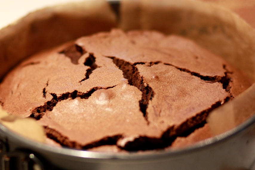 The very basic chocolate cake!