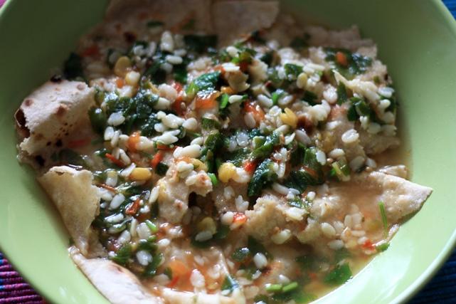 Bohri Cuisine: Patli Dal