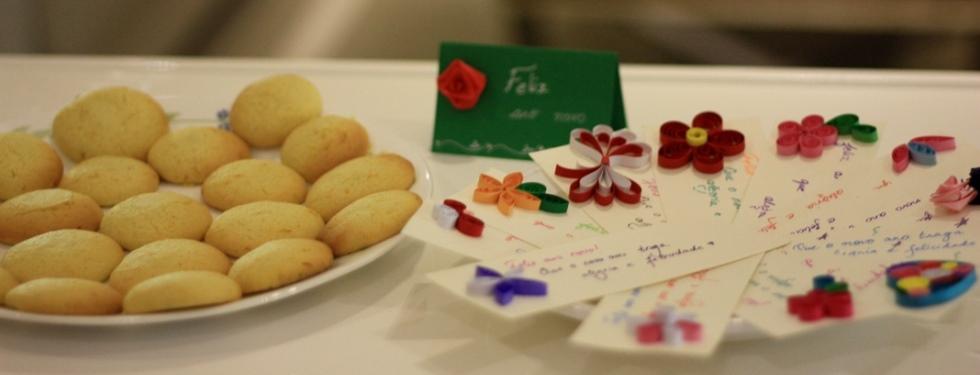 Love and Orange Cookies!