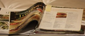 recipe book, recipe collection, my weekend kitchen