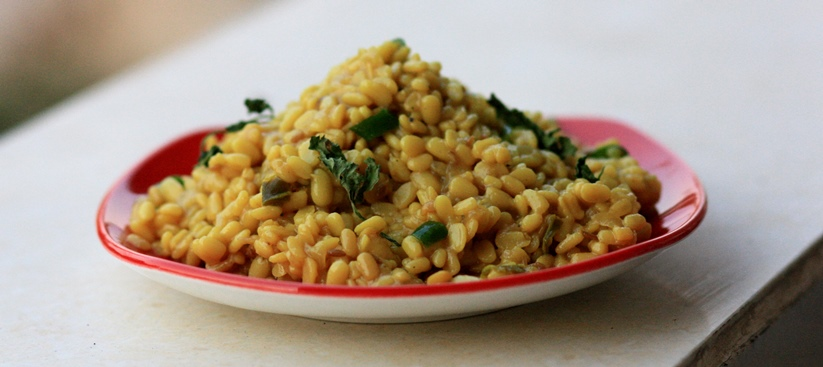 bhuni urad daal, dal recipe, dry daal preparation, roasted lentil recipe