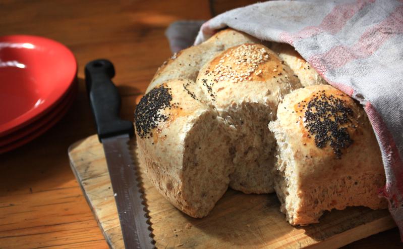 Homemade Bread @ Lubanzi