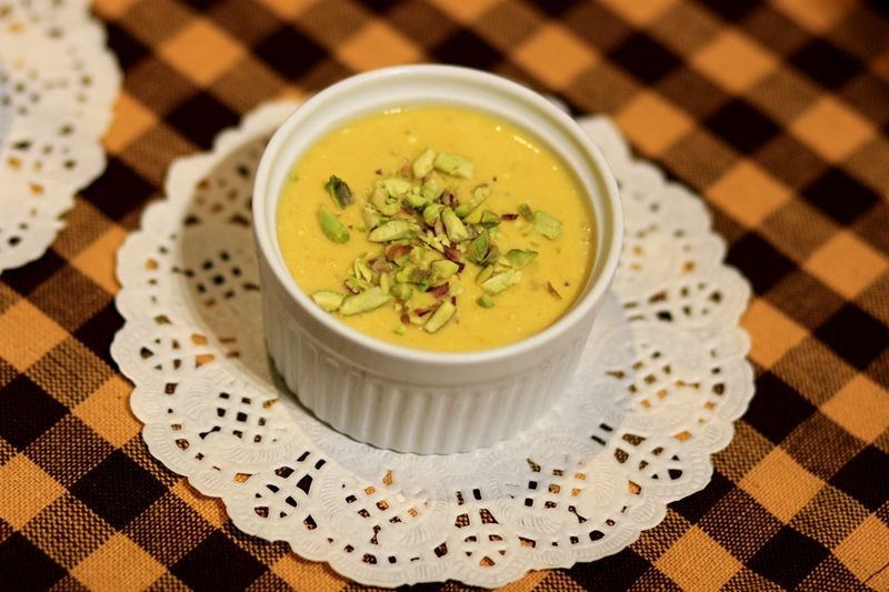mango souffle recipe, mango dessert, mango mousse, mango recipes