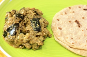 paanch phoran brinjal, eggplant with bengali panch phoran spices, brinjal recipe