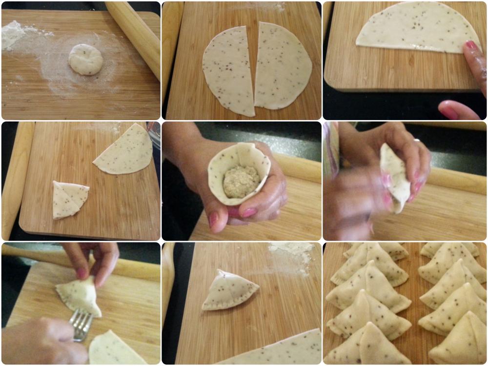 how to make samosas at home, how to make samosa dough