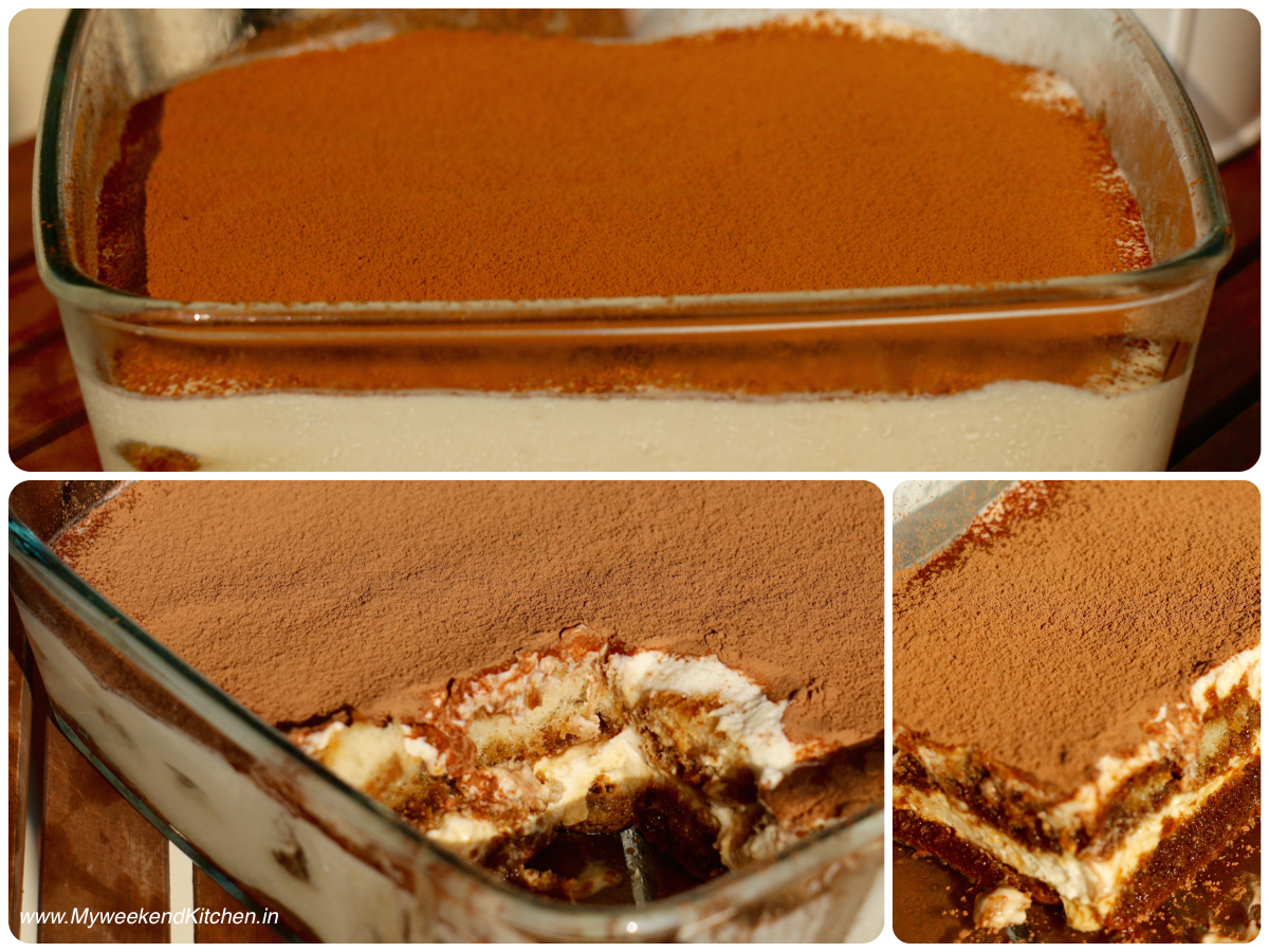 Heavenly Eggless Tiramisu Recipes — Dishmaps