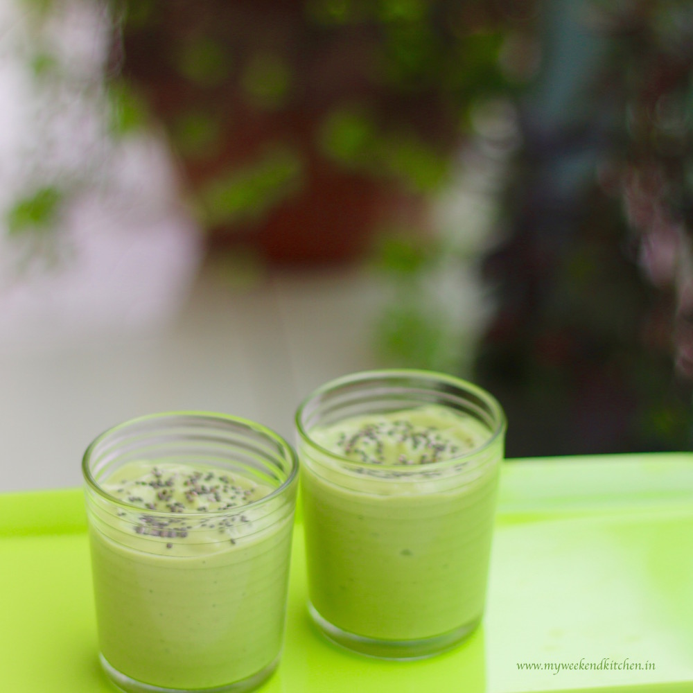 avocado fruit smoothie, breakfast smoothies recipe