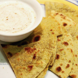 Plain Paratha Recipe – step by step