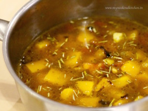roasted butternut squash stew, roasted butternut squash soup