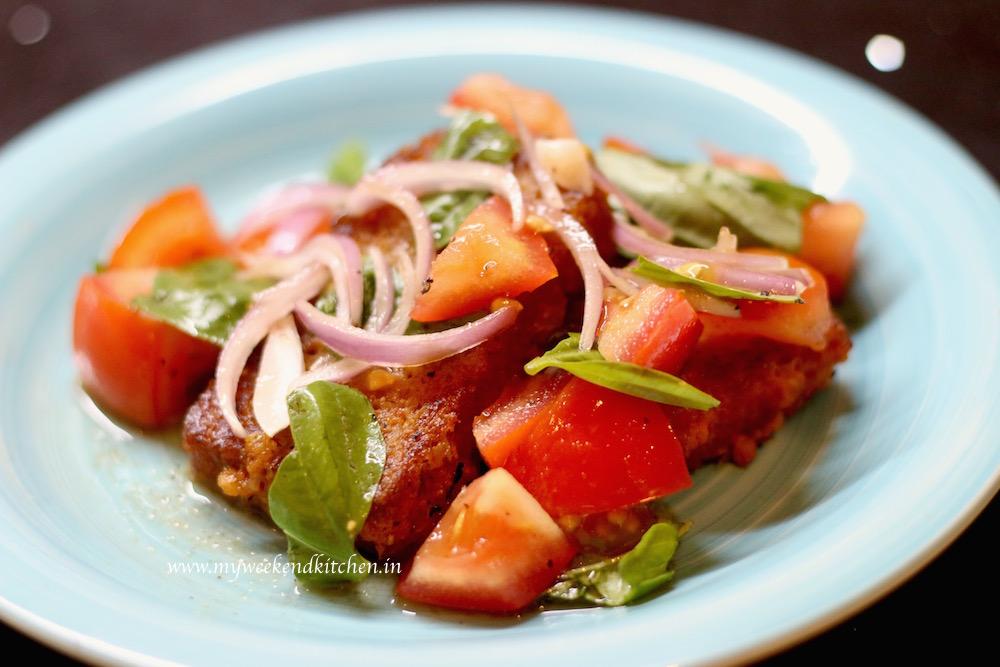 Pappa al Pomodoro / Bread and Tomato Salad