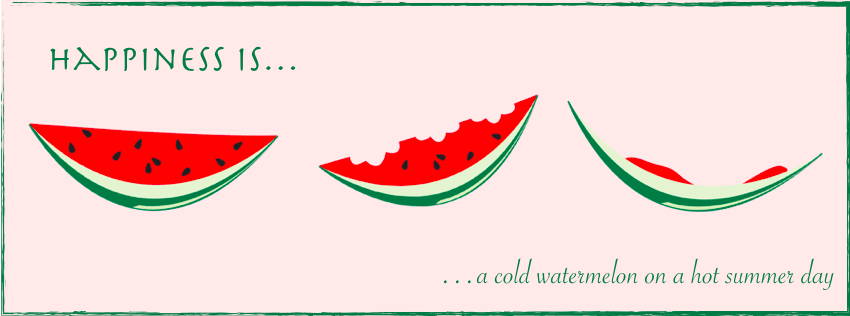 food quote, watermelon quote