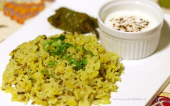 multigrain khichdi, healthy rice and lentil casserole, rice and lentil stew