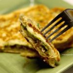savoury stuffed french toast