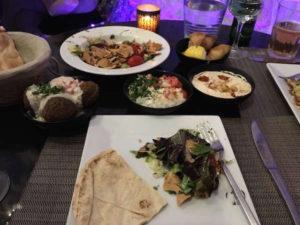 vegetarian food in Paris