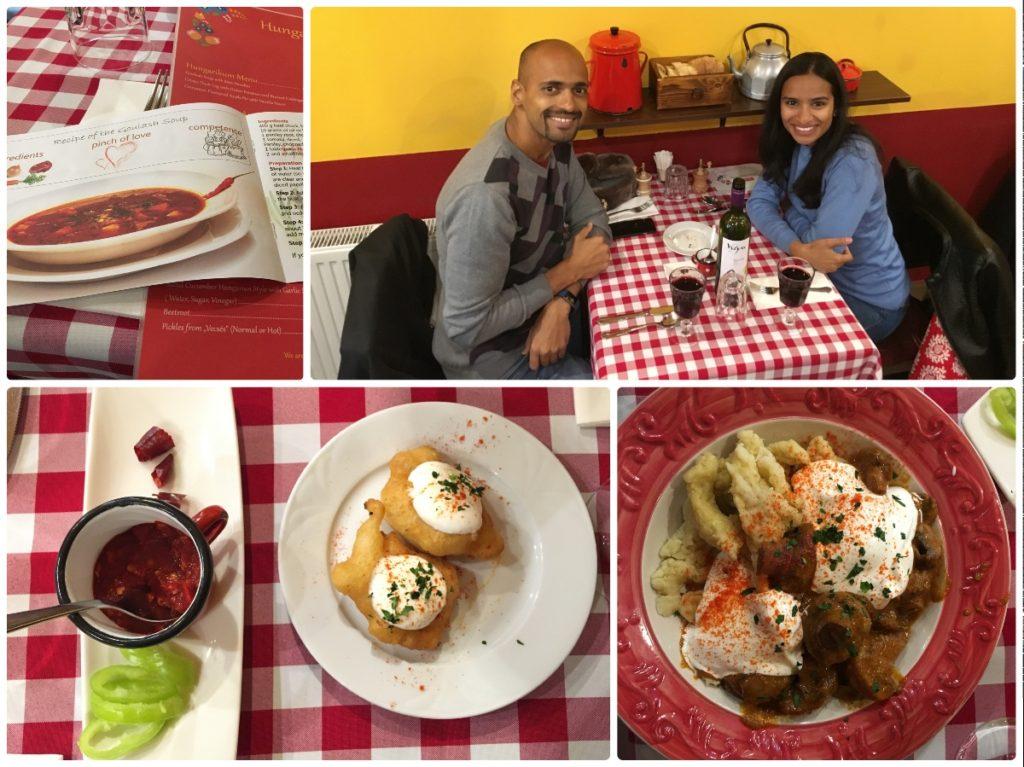 Being vegetarian in Budapest, Hungarikum Bisztró