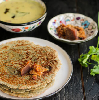 Bajra Roti & Benefits of Bajra