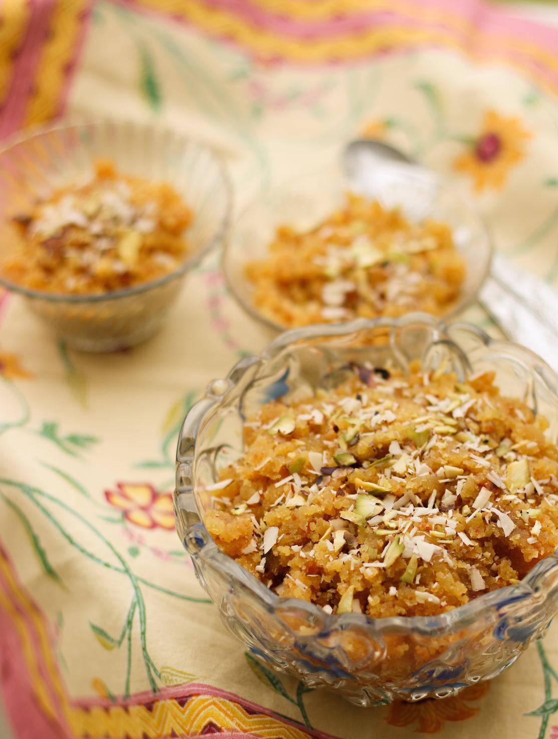 moong dal halwa recipe, Indian dessert recipe