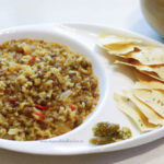 moon bean lentil and brown rice casserole, brown rice khichdi