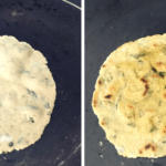How to make jowar roti - step by step recipe