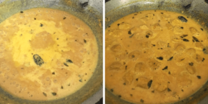 How to make besan ke gatte, gatta curry recipe, Rajasthani gatte ki sabzi recipe step by step