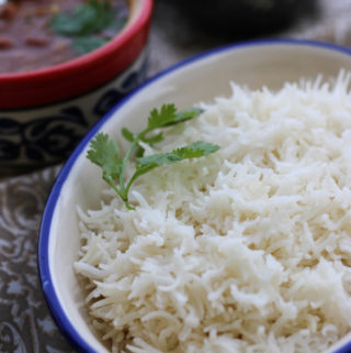 How to make the perfect Basmati rice