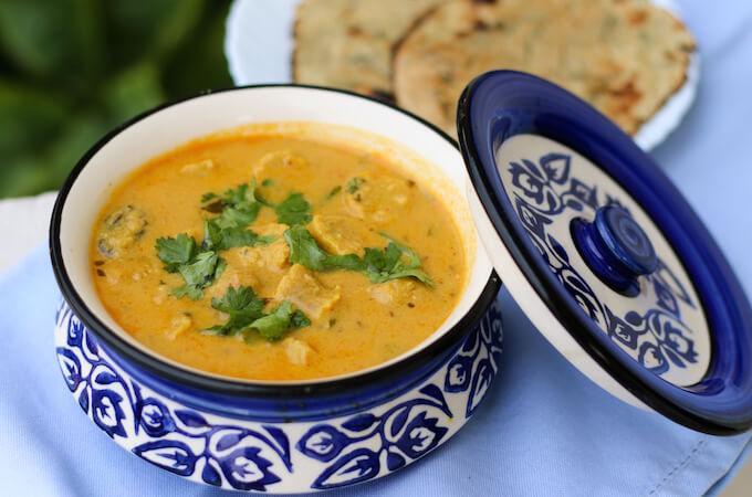 Rajasthani gatte ki sabzi recipe step by step, gatta curry, besan ke gatte