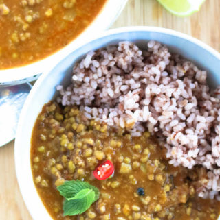 How to cook brown rice, best brown rice recipe from my weekend kitchen