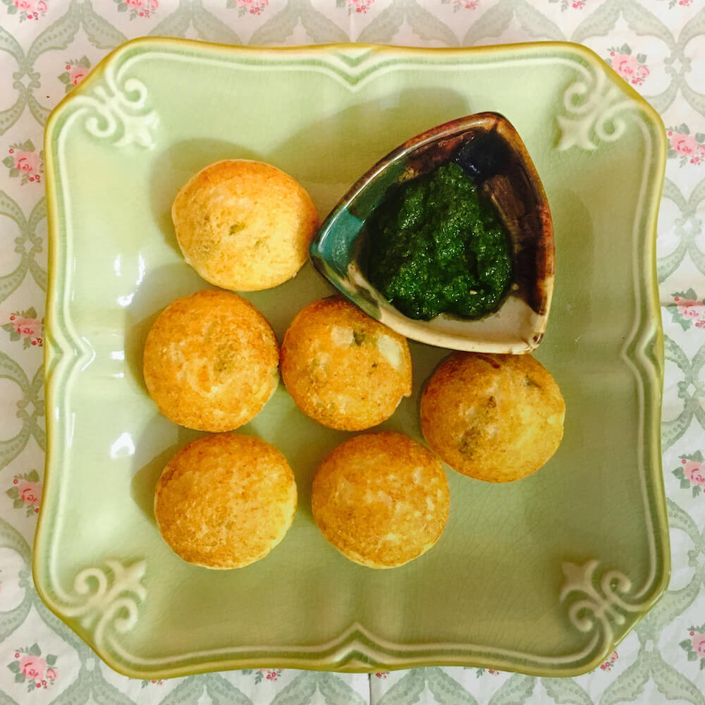 Instant Rava Appam recipe, sooji ke appe, Indian breakfast recipe