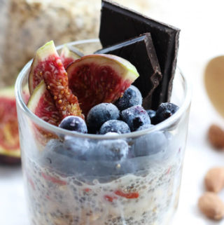 simple recipe for overnight oats for breakfast