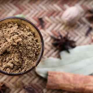 How to make Garam Masala powder at home