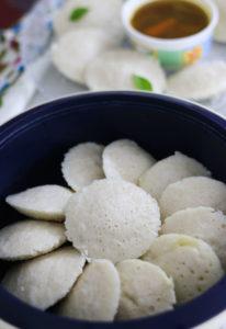 Easy rice idli recipe with homemade batter