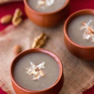Bajra Raab/ Pearl Millet drink
