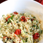 orzo pasta with Sicilian Salmoriglio sauce recipe, easy pasta sauce recipe