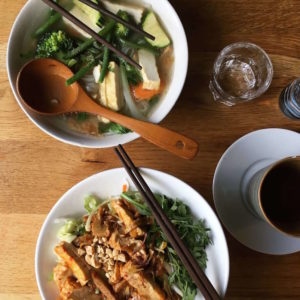 vegan food in Berlin, Berlin Soy Vietnamese restaurant