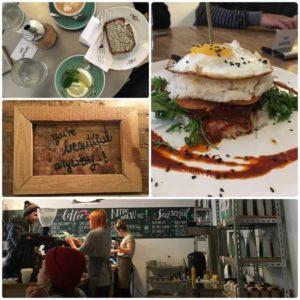vegetarian food in Berlin, Happy Baristas cafe Berlin
