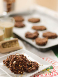 Nutall oatmeal cookie recipe, gluten free and no bake cookies