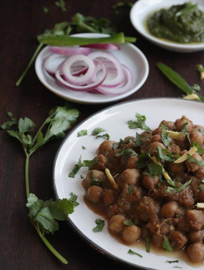 Amritsari chole masala recipe