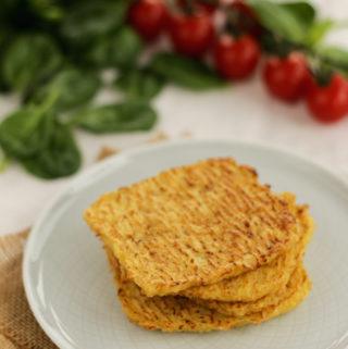 5-ingredients Cauliflower Bread recipe