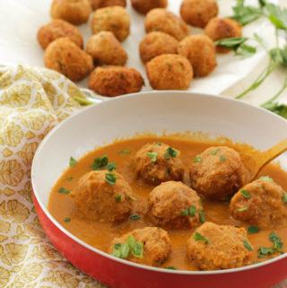 Paneer Malai Kofta Curry | Paneer Recipe
