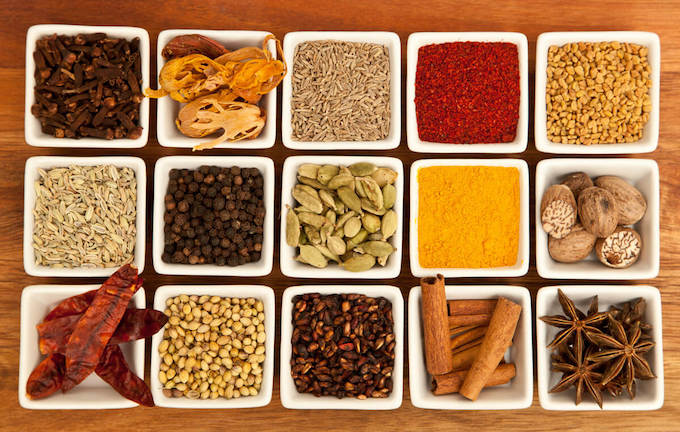 Glossary of Indian spices, Indian spices names in English and Hindi, Indian masala in English