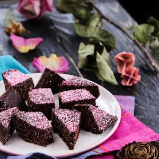 easy homemade chocolate recipe with cocoa and milk powder
