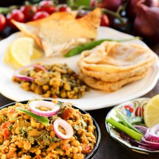 Dal Kanda | Dry Chana Dal fry