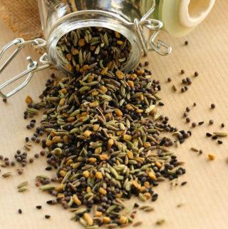 How to make Bengali Panch Phoran Spice