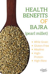 bajra benefits, health benefits of pearl millet, benefits of bajra