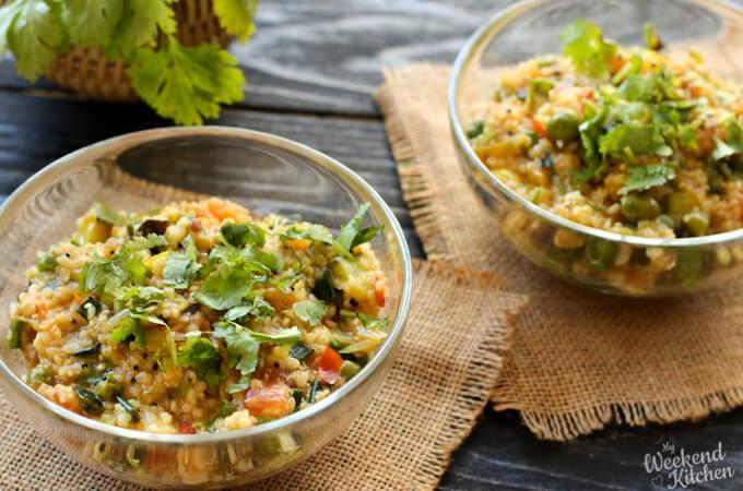 sorghum millet porridge